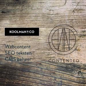 Klantsamenwerking Contented - Koolman&Co