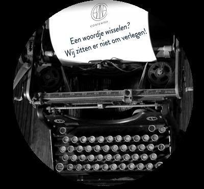 Tekstschrijver Apeldoorn, contact, contactgegevens Contented