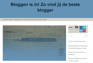 Blogger_nodig_gezocht_Contented