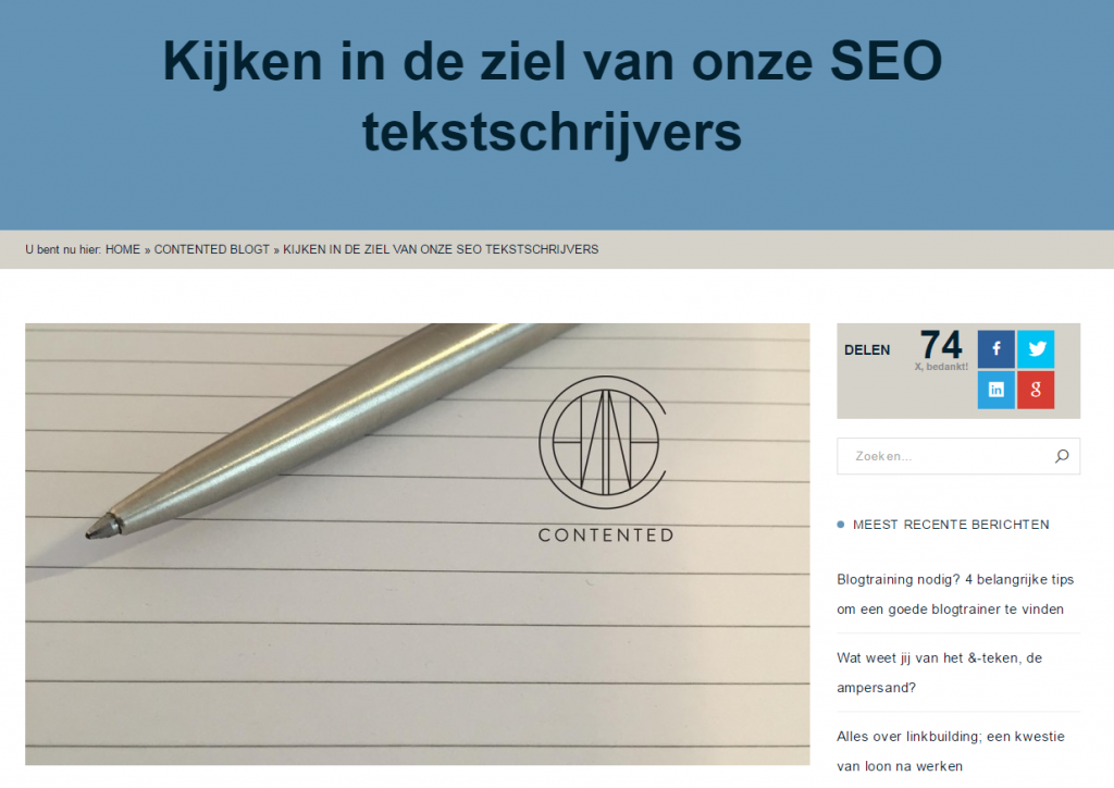 Tekstschrijvers_Apeldoorn_Contented