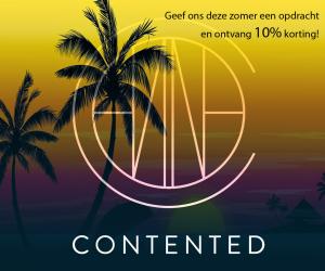 Contented_Zomeractie_2017_10%korting