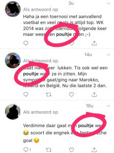 Contented_poultje_pooltje_spelling