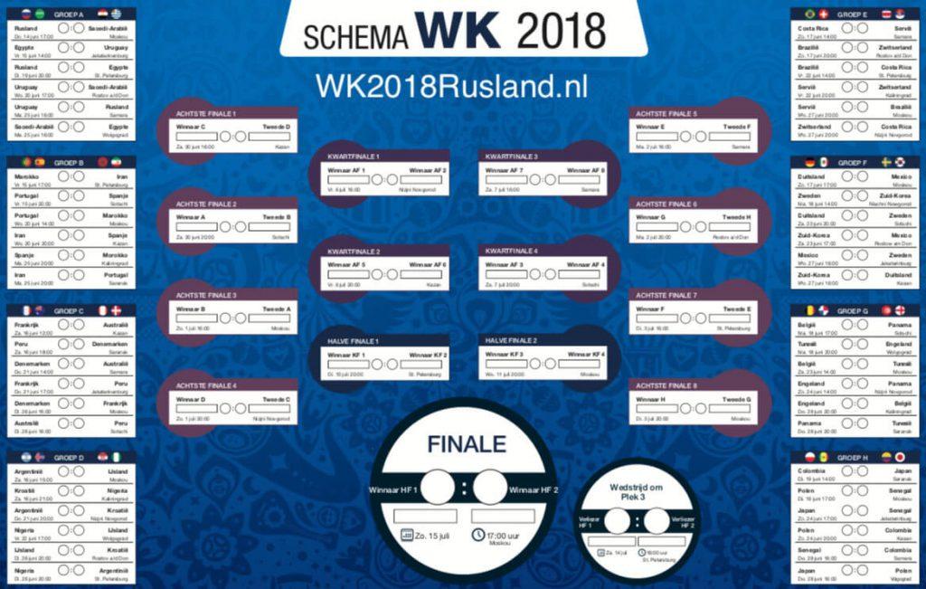 Contented_speelschema_WK_2018